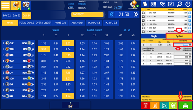 How to place a bet on betking binary options auto trade system